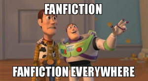 TS Fan Fiction